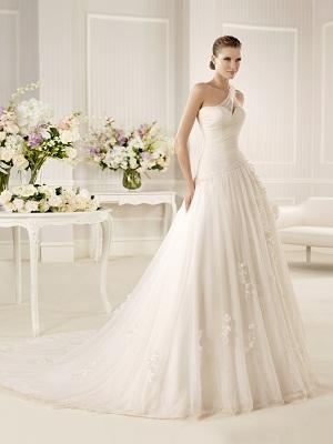 Vestidos de novia parla