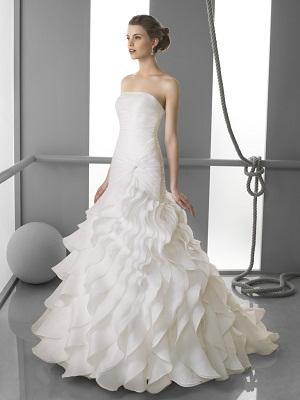 Vestidos de novia madrid outlet